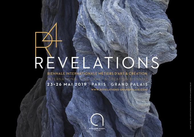 Nadège MOUYSSINAT - Revelations in Paris