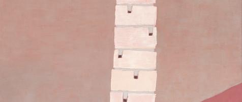 Pastorale, Öl auf Leinwand, 145 x 230 cm, zweiteilig, 2004