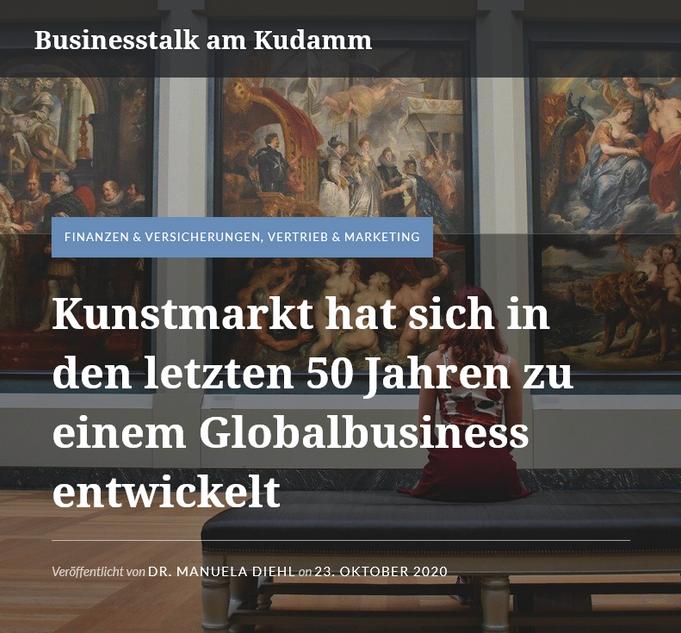 BvL - Interview in the Magazine Businesstalk am Kudamm