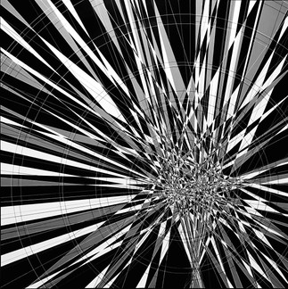 Concret tridimensional waves-154 x 154 x