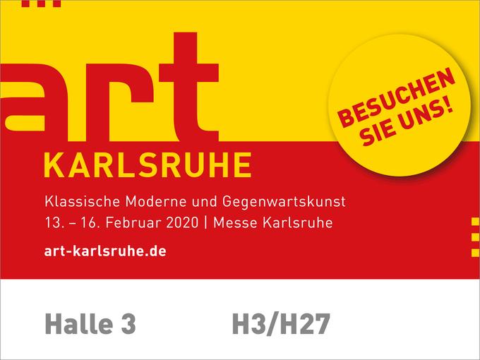 BvL - Art Karlsruhe 2020
