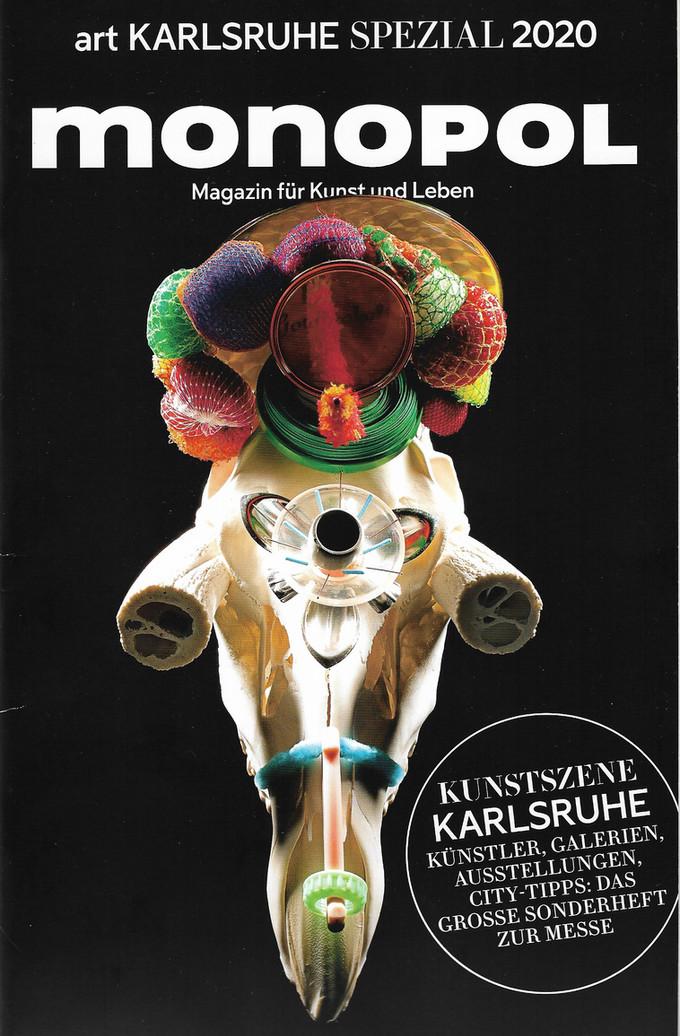 BvL - Art Karlsruhe Special - MONOPOL MAGAZIN