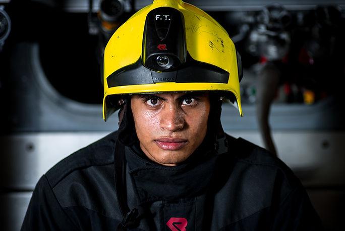 retrato, bombero, honduras, elias assaf, fotografo profesional, professional photographer, san pedro sula, documentary, photographer