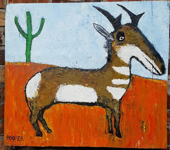 Sonoran Pronghorn_ 2019