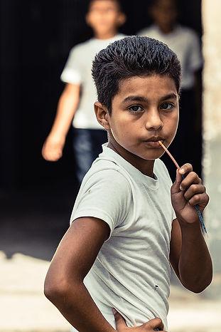 Retrato de Niño Santa Barbara, Honduras, portrait, Elias Assaf