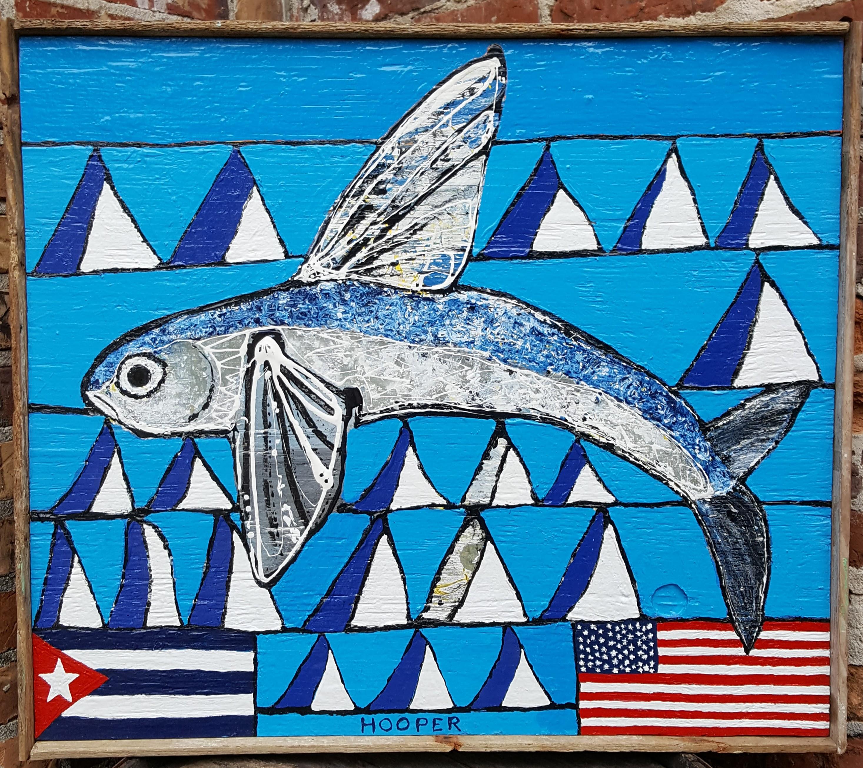 Gulf Stream Flying fish