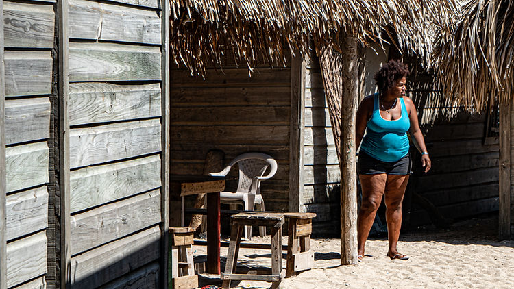 Garifuna woman, mujer, elias assaf, photography, honduras, commercial, photographer, documentary, fotografo, san pedro sula