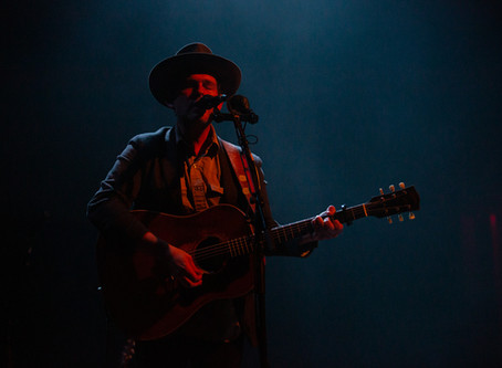 Isakov Pleases a Sold-Out Crowd at Madison Theater