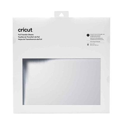 Foil Transfer Sheets, Silver (8 ct)