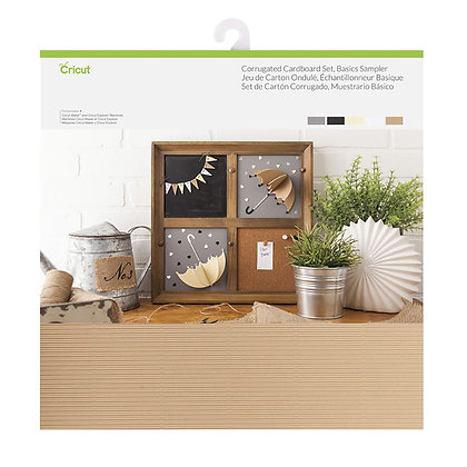 Corrugated Cardboard Sampler, Basics