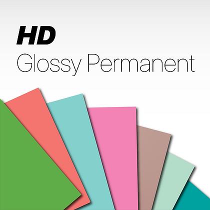 HD Glossy Permanent Vinyl
