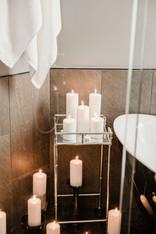 modern bathroom Amanda George Interior Design