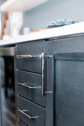 kitchen cabinetry remodel Amanda George Interior Design
