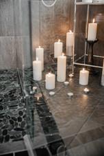 bathroom details Amanda George Interior Design