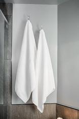 bathroom towel hooks Amanda George Interior Design