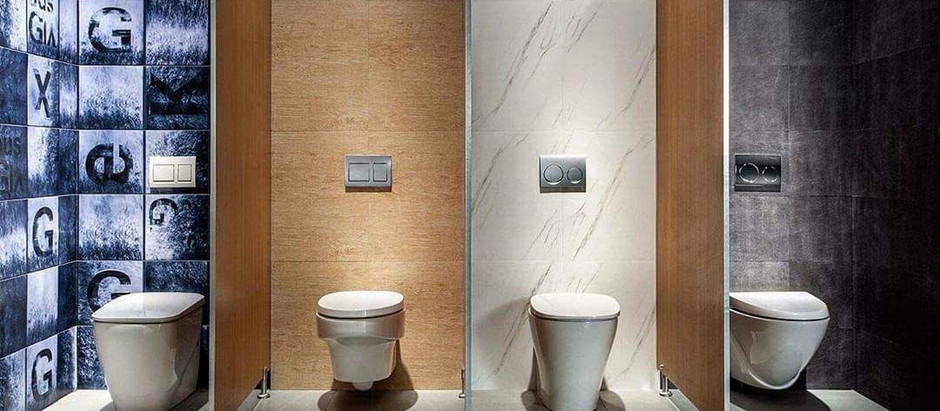The Raise of Wall Hung Toilet, Pioneered by GEBERIT