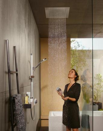 Hansgrohe Raindance E Shower