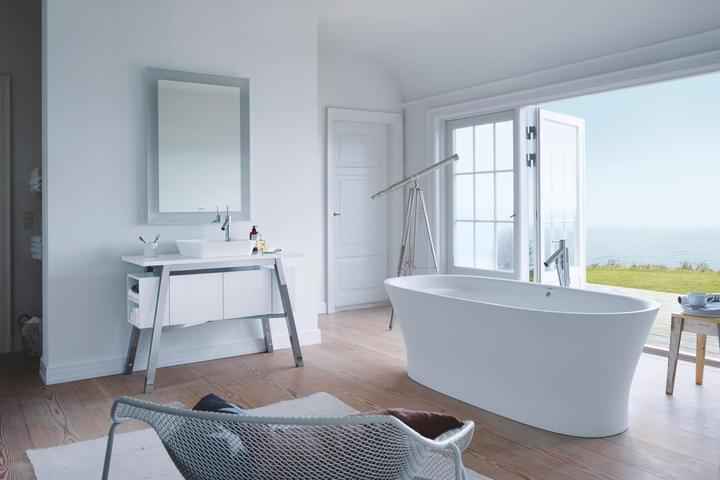 Duravit Cape Cod bathtub