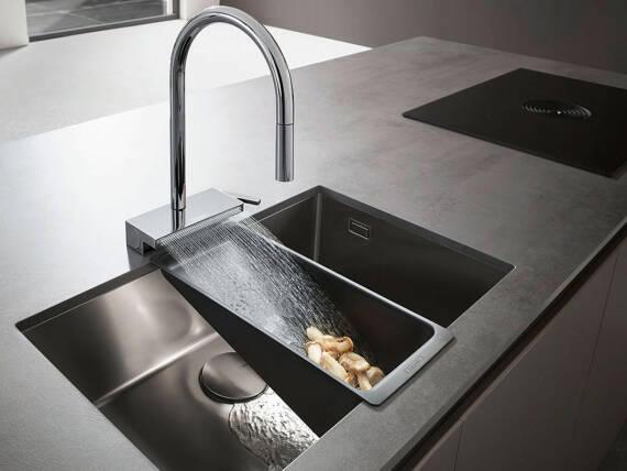 Hansgrohe Aquno Kitchen Mixer