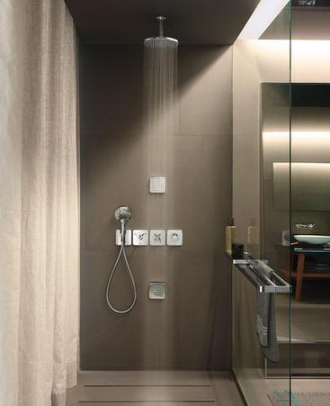 Axor Citterio Shower Design