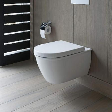 Duravit New Darling Toilet with Geberit Concealed Cistern