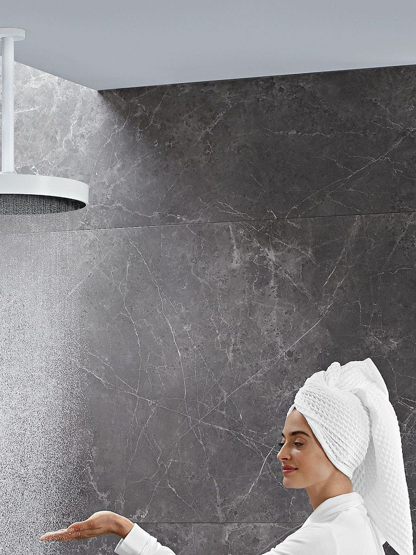 Rainfinity Ceiling Overhead Shower