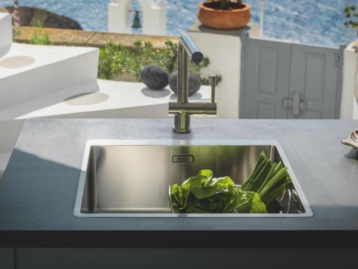 FRANKE Box Undermount Sink