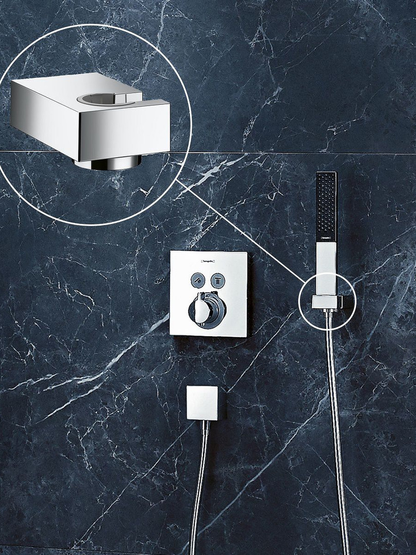 Hansgrohe Select Concealed Shower Control Mixer
