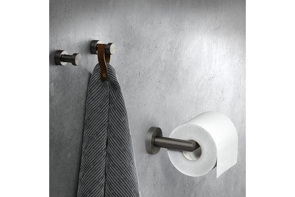 Geesa Robe Hook // Paper Holder