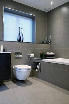 Duravit Starck 3 wall hung toilet with Geberit Concealed Cistern