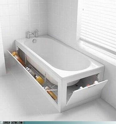Tub panelling design