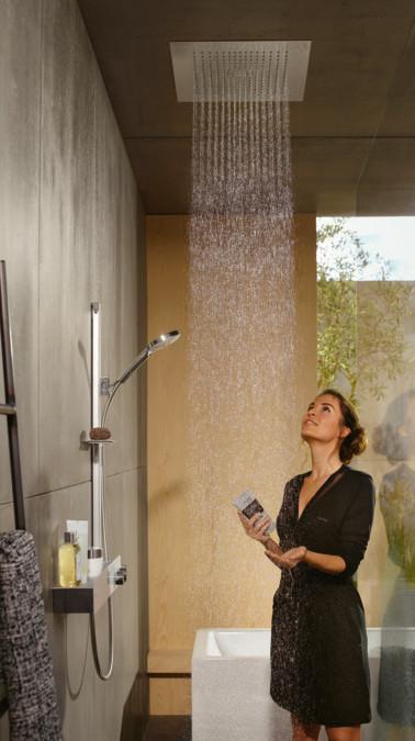 Hansgrohe Raindance E 400 Overhead Shower