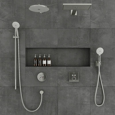 Hansgrohe Shower Ideas
