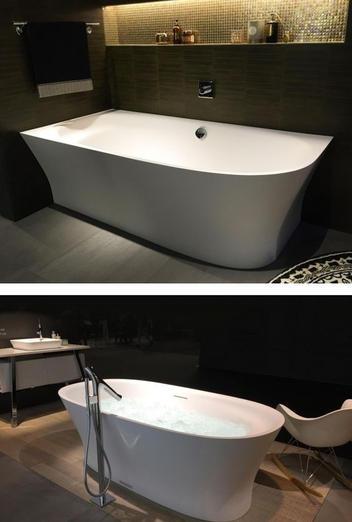 Duravit Cape Cod tub