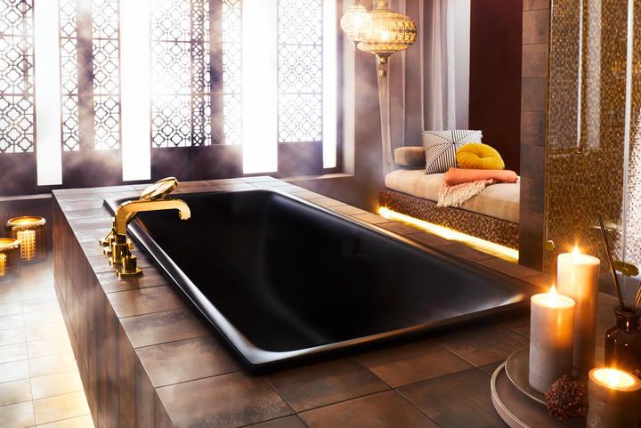 Kaldewei Silenio Built-in Tub
