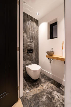 Duravit Happy D Wall Hung WC + Geberit Sigma Concealed Cistern