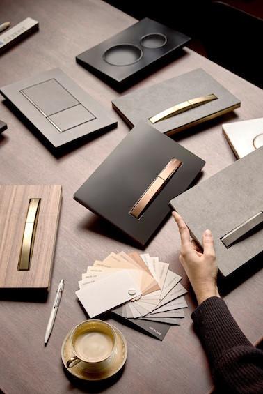 Geberit Designer Flush Plates