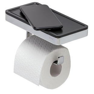 Geesa Paper Holder with shelf