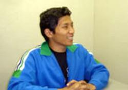 ソウさん(Myanmar)