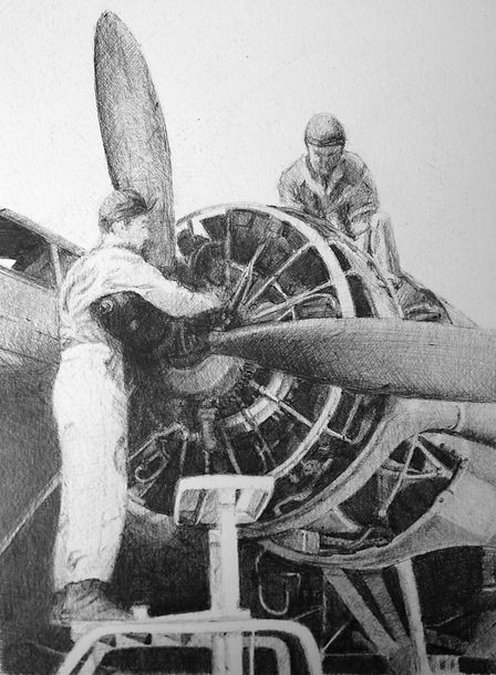 bomber-repair-crew-james-larue2-bw.jpg