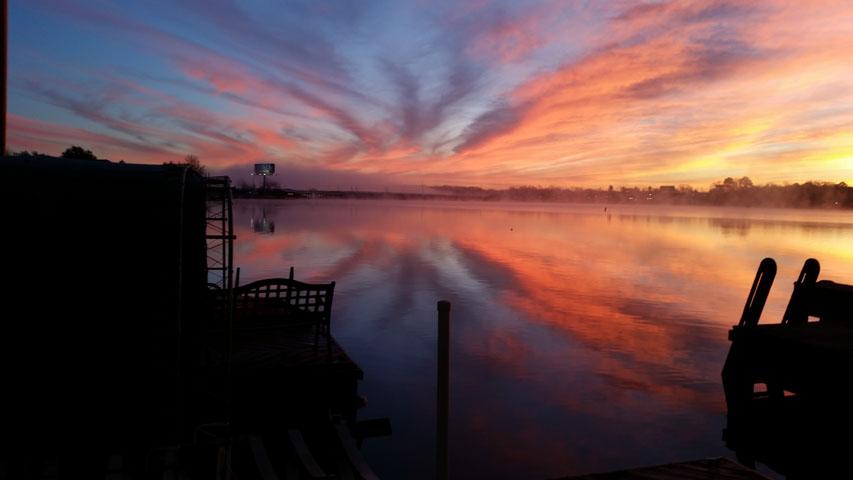 Lake Conroe 7 Sunset