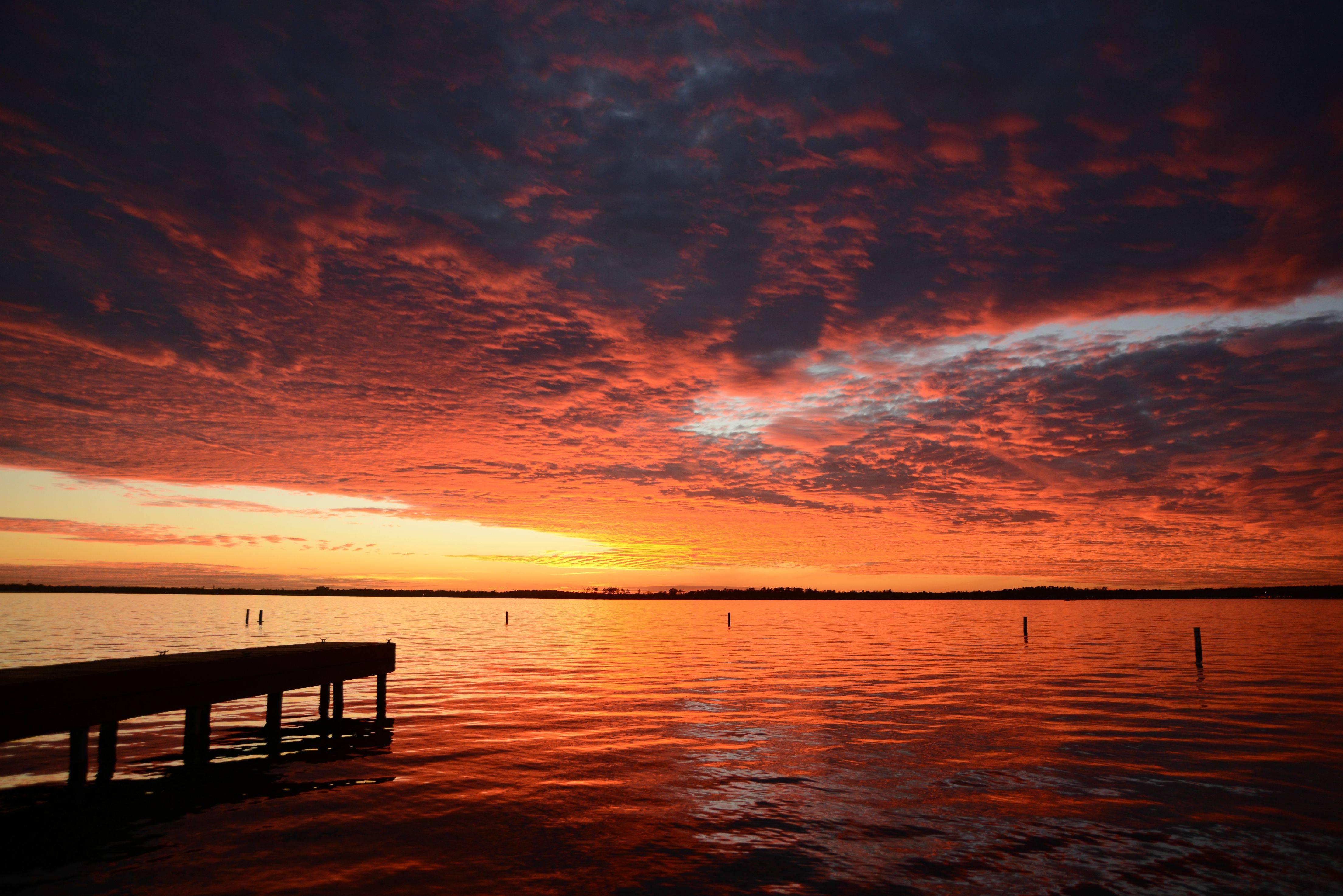 Lake Conroe 6 Sunset