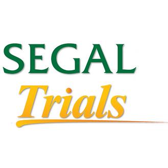 Segal Trials Logo