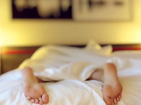 Want to Sleep Better? Keep Stress at Bay