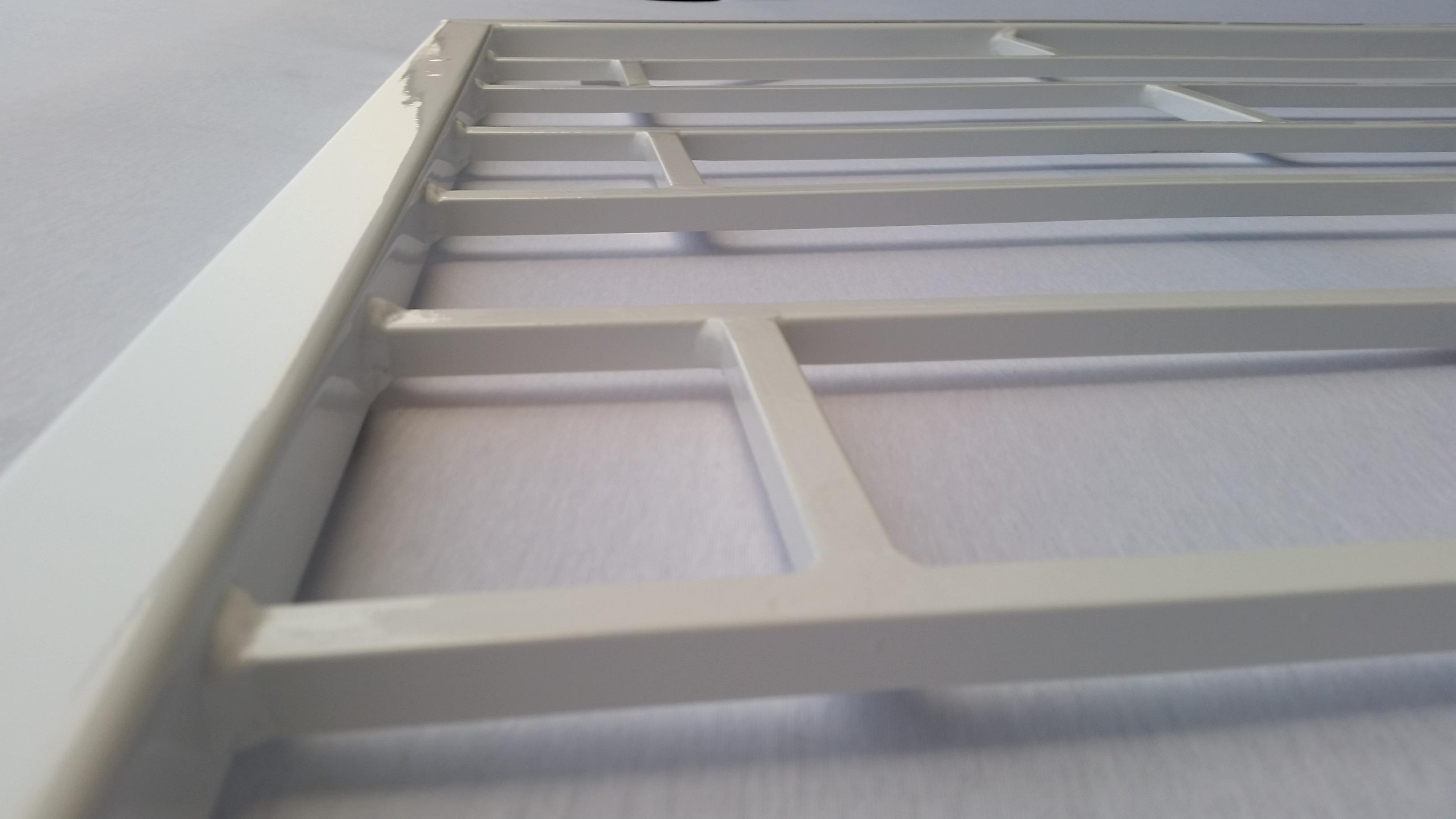 Modell Leiter beschichtet