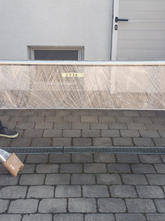 Geländer Edelstahl Modell Querstab Stift