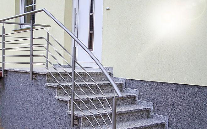 Geländer Treppe