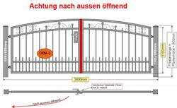 Modell_Berlin_Tor_Oberbogen_nach_aussen_