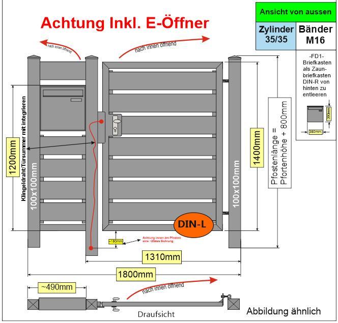 6_Sichtschutztür_mit_Briefkasten