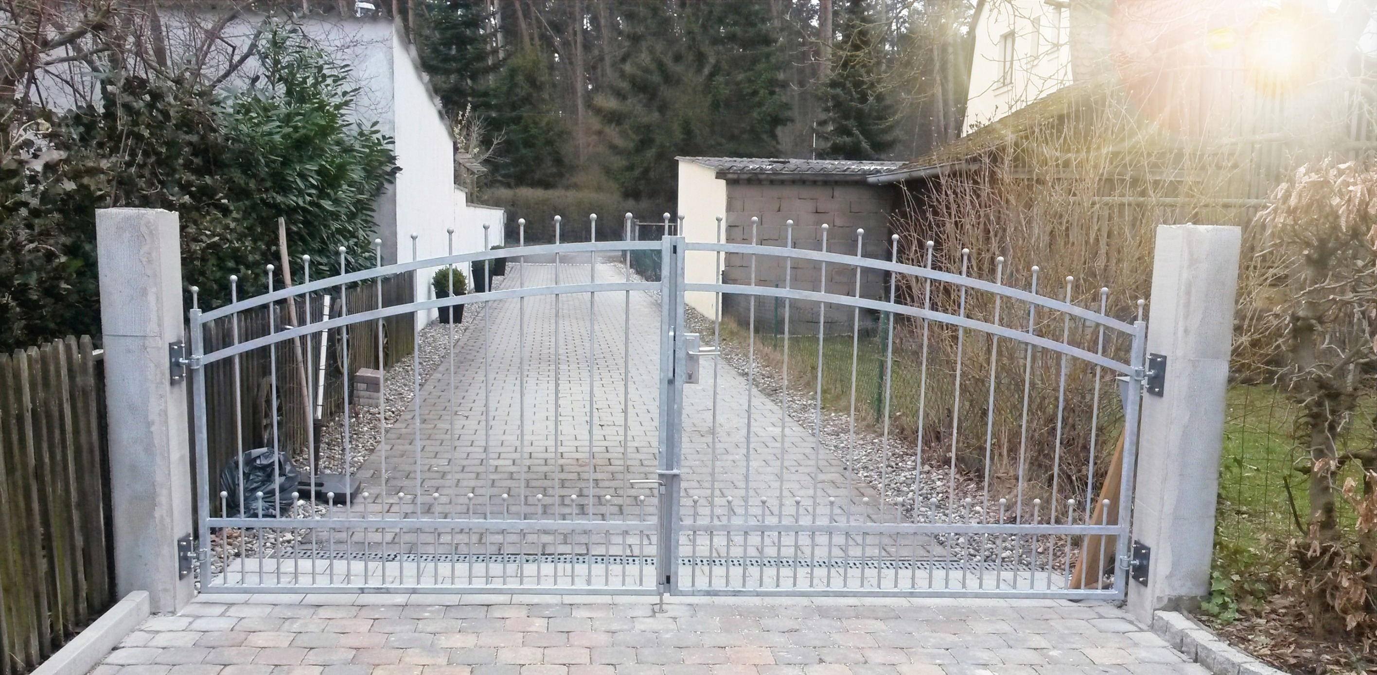 Modell Bonn Oberbogen